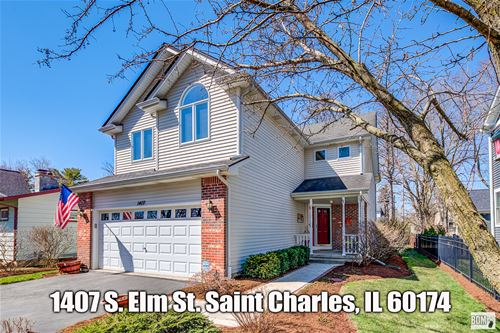 1407 Elm, St. Charles, IL 60174