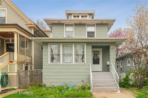 1117 S East, Oak Park, IL 60304