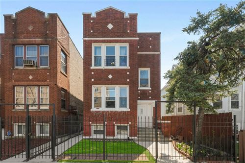 3247 W Berteau, Chicago, IL 60618
