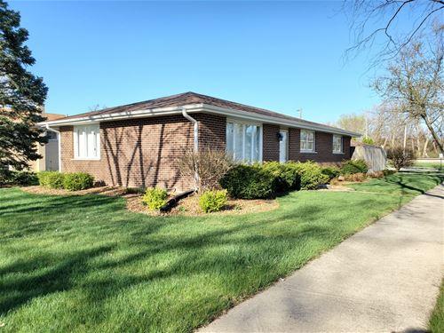 10037 Melvina, Oak Lawn, IL 60453