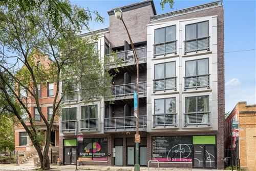 2902 N Central Park Unit 2S, Chicago, IL 60618
