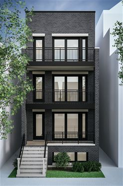 1143 W Addison Unit 3, Chicago, IL 60613
