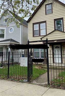 3703 W Palmer, Chicago, IL 60647