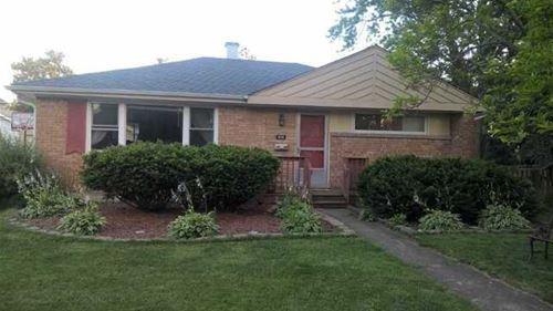 434 N Emery, Elmhurst, IL 60126