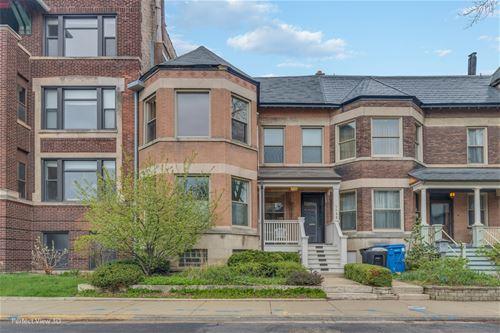 5533 S Dorchester, Chicago, IL 60637