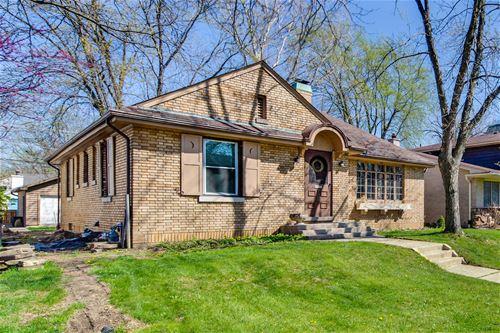 709 S Cumberland, Park Ridge, IL 60068
