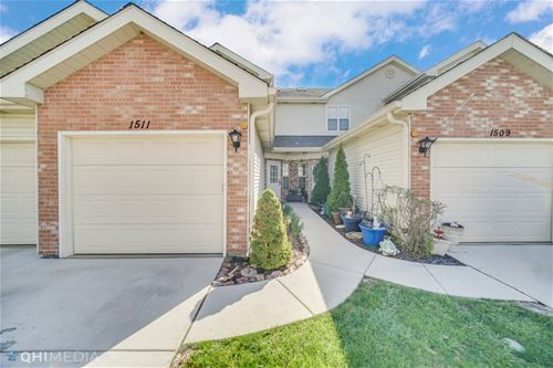 1511 Golfview Unit 1511, Glendale Heights, IL 60139