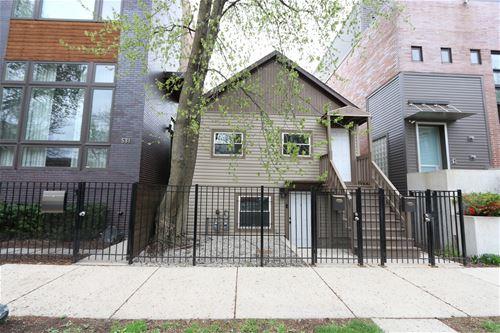 529 N Wood, Chicago, IL 60622