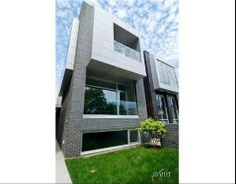 1754 N Rockwell, Chicago, IL 60647