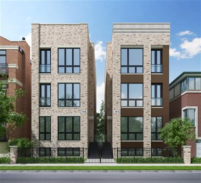 1514 W Diversey Unit 3, Chicago, IL 60614