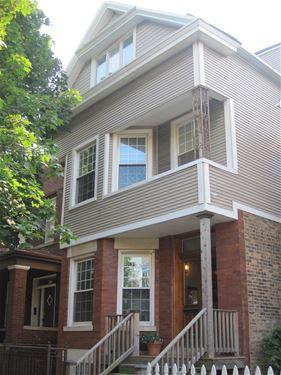 3340 N Leavitt, Chicago, IL 60618