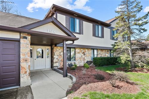 1518 Harbour Unit 2A, Schaumburg, IL 60193