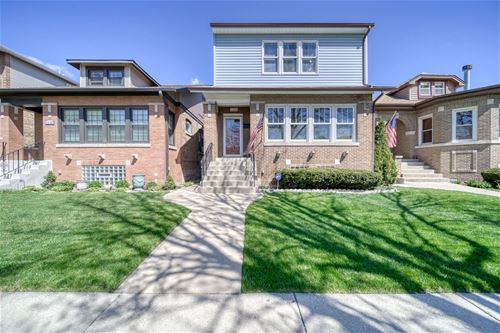 5534 W Agatite, Chicago, IL 60630