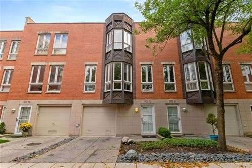 1321 S Plymouth Unit G, Chicago, IL 60605