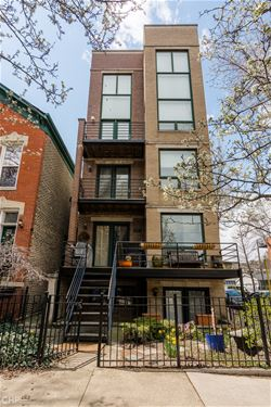 884 N Hermitage Unit B, Chicago, IL 60622