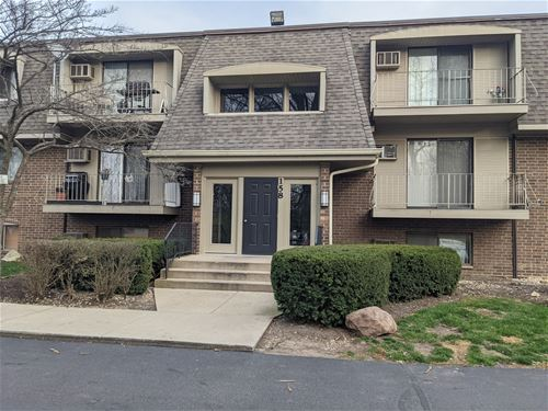 158 E Bailey Unit A, Naperville, IL 60565