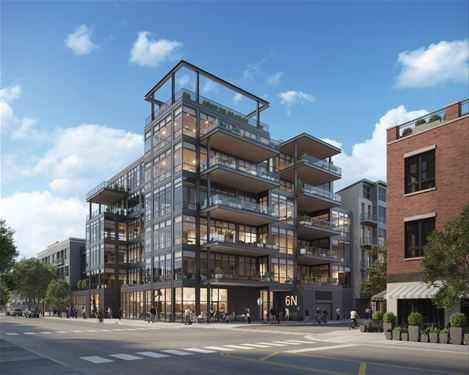 6 N Carpenter Unit 4C, Chicago, IL 60607