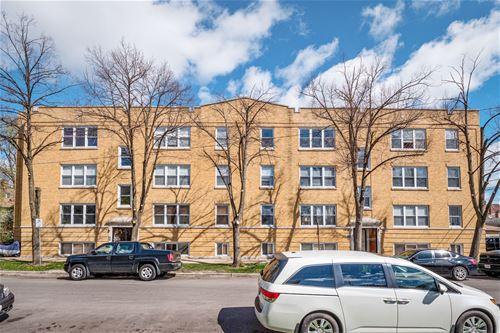 3416 W Cullom Unit 3, Chicago, IL 60618