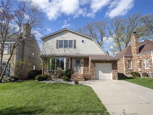 1808 Greendale, Park Ridge, IL 60068