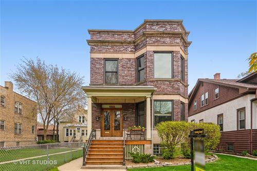 5333 N Sawyer, Chicago, IL 60625