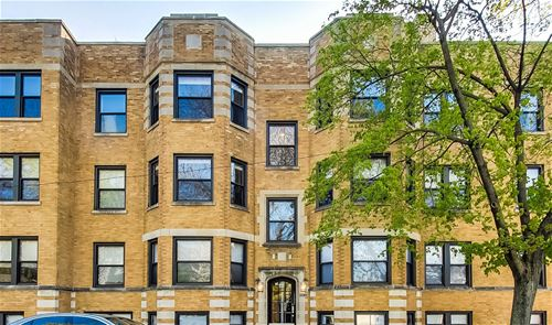 4451 N Hamilton Unit 3, Chicago, IL 60625