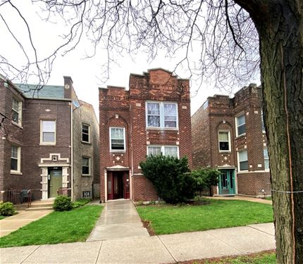 3349 N Springfield, Chicago, IL 60618