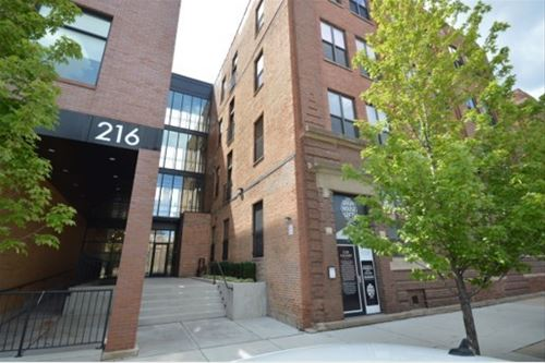 216 N May Unit 204, Chicago, IL 60607