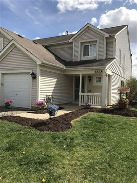 4638 Courtney, Lake In The Hills, IL 60156