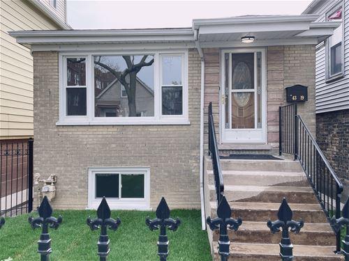 4319 N Bernard, Chicago, IL 60618