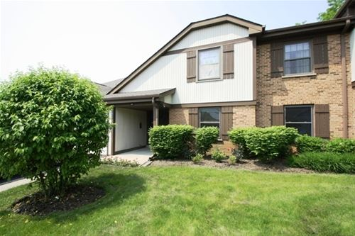 1374 Williamsburg Unit B2, Schaumburg, IL 60193