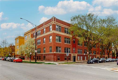 1524 W Belle Plaine Unit 2, Chicago, IL 60613