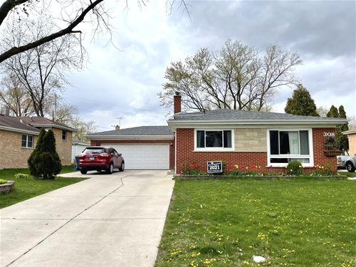 308 W Park, Addison, IL 60101