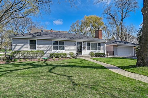 819 W 8th, Hinsdale, IL 60521