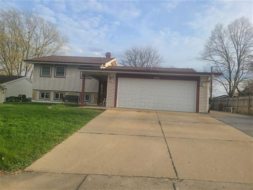 695 Baxter, Hoffman Estates, IL 60169