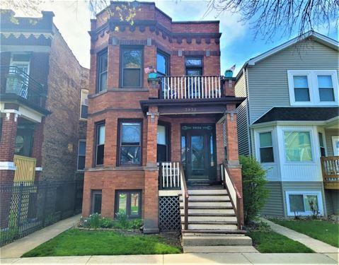 3932 N Bernard, Chicago, IL 60618