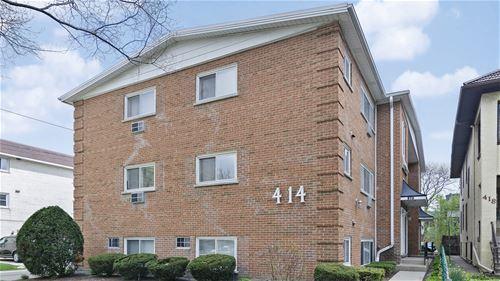 416 S Elmwood Unit 4, Oak Park, IL 60302