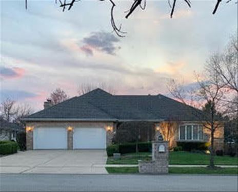 16810 Chaucer, Orland Park, IL 60467