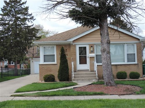 1318 Evers, Westchester, IL 60154
