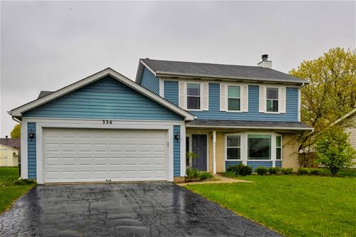 336 Lakeside, Bolingbrook, IL 60440