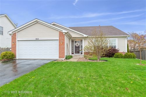 7213 Courtwright, Plainfield, IL 60586