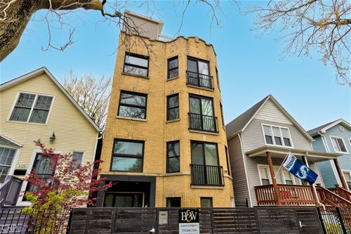 4130 N Kimball Unit 3, Chicago, IL 60618