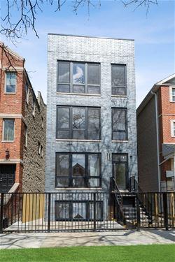 2650 W Cortez Unit 3, Chicago, IL 60622