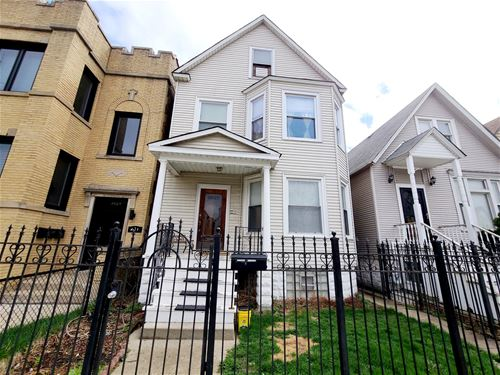 3927 N Whipple, Chicago, IL 60618