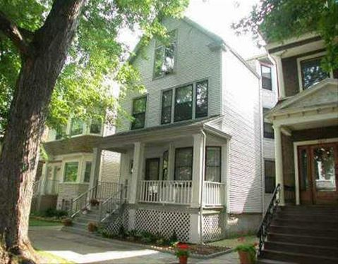 3841 N Bell Unit 2, Chicago, IL 60618