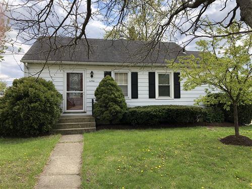 1206 Agnes, Joliet, IL 60435