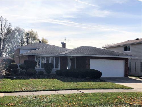 4845 W 106th, Oak Lawn, IL 60453