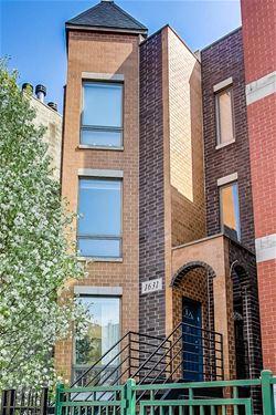 1631 W Le Moyne Unit 1, Chicago, IL 60622