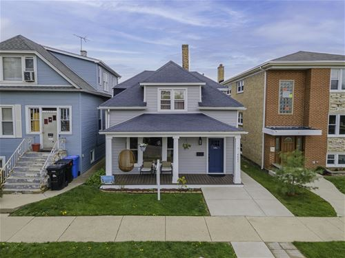 4645 N Melvina, Chicago, IL 60630