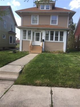 257 W 16th, Chicago Heights, IL 60411