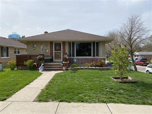 5767 W 97th, Oak Lawn, IL 60453